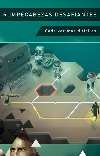 Deus Ex GO - Desafío de rompecabezas