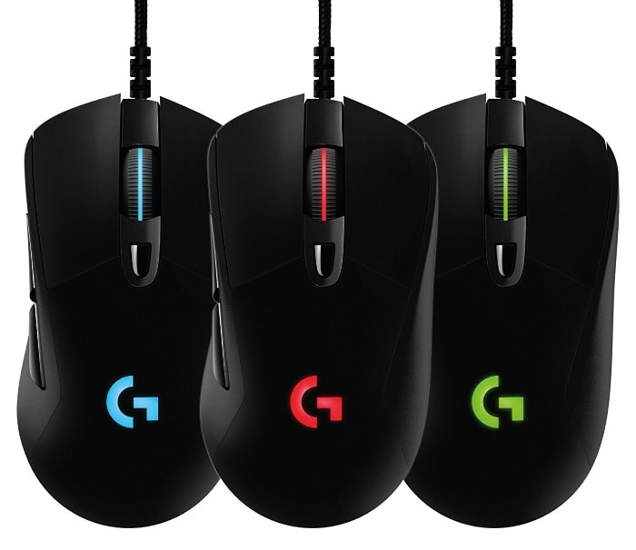 Rebajas Enero 2018: Logitech G403 - Ratón para gaming