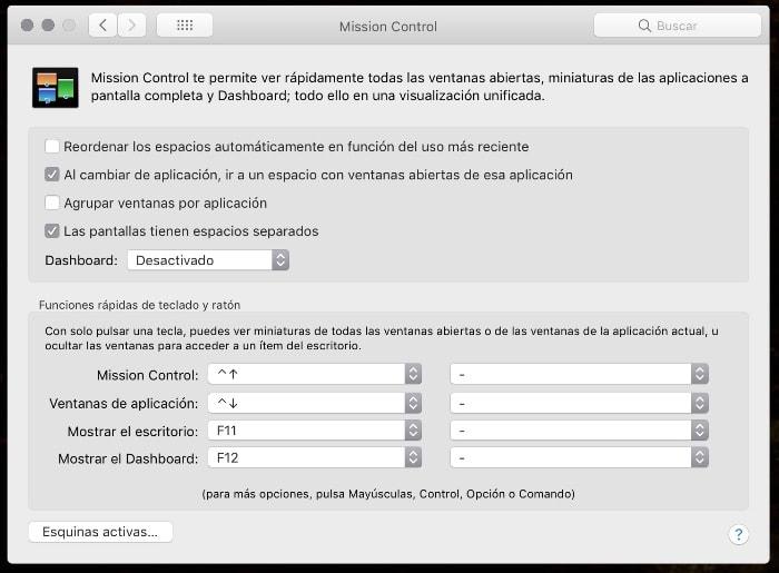 ¿No puedes asignar una app a un escritorio o pantalla en tu Mac?