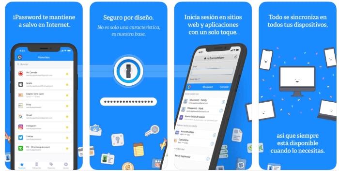 1password app ipad pro