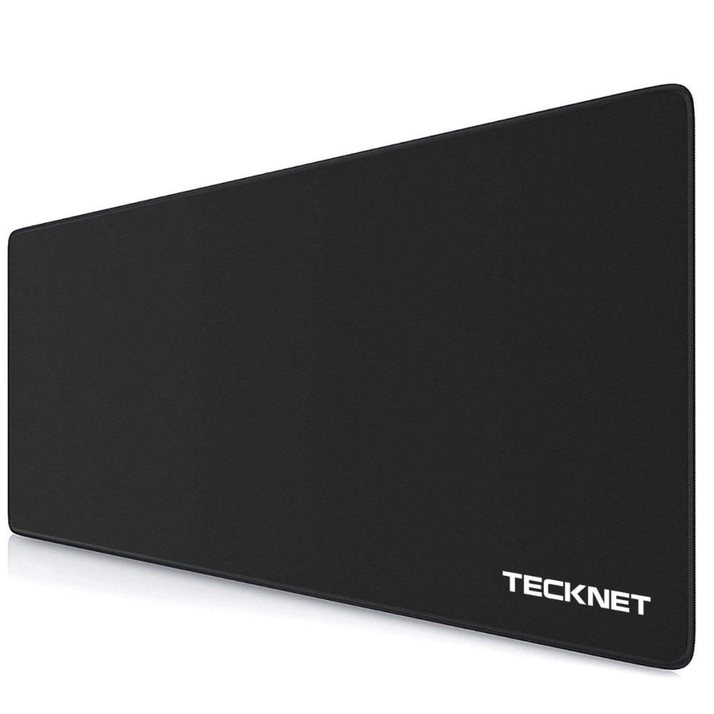 TeckNet XLL - Alfombrilla de ratón para gaming y diseño gráfico de 900x450x3mm