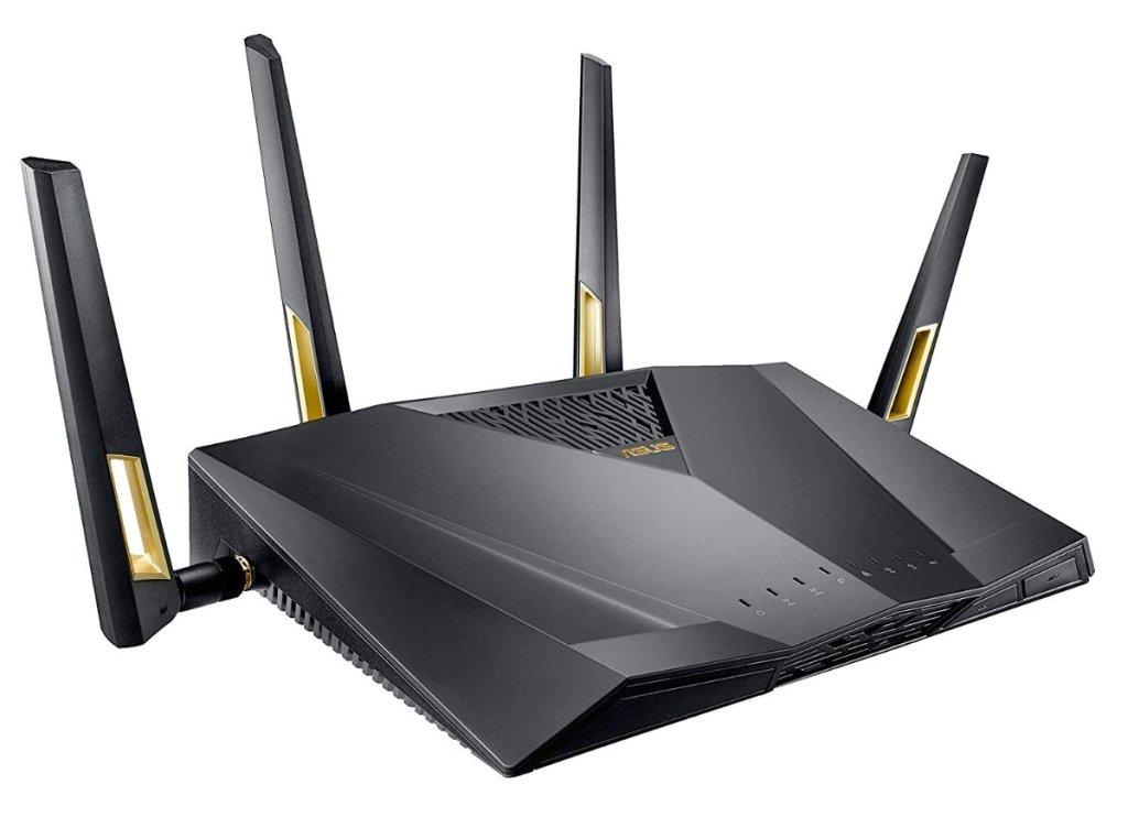 ASUS RT-AX88U - Router Gaming AX6000 Doble Banda Gigabit con WIFI 6