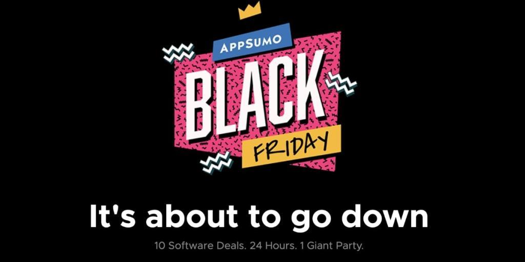 AppSumo: hasta 10 suscripciones con ofertas realmente espectaculares en el Black Friday 2019