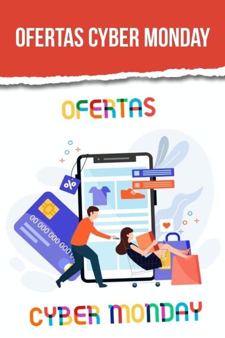 Mejores ofertas Cyber monday servicios online