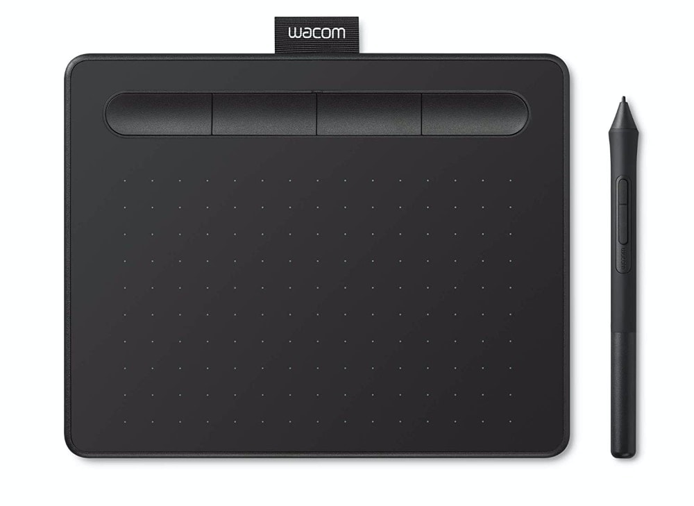 Wacom Intuos S Tableta Gráfica