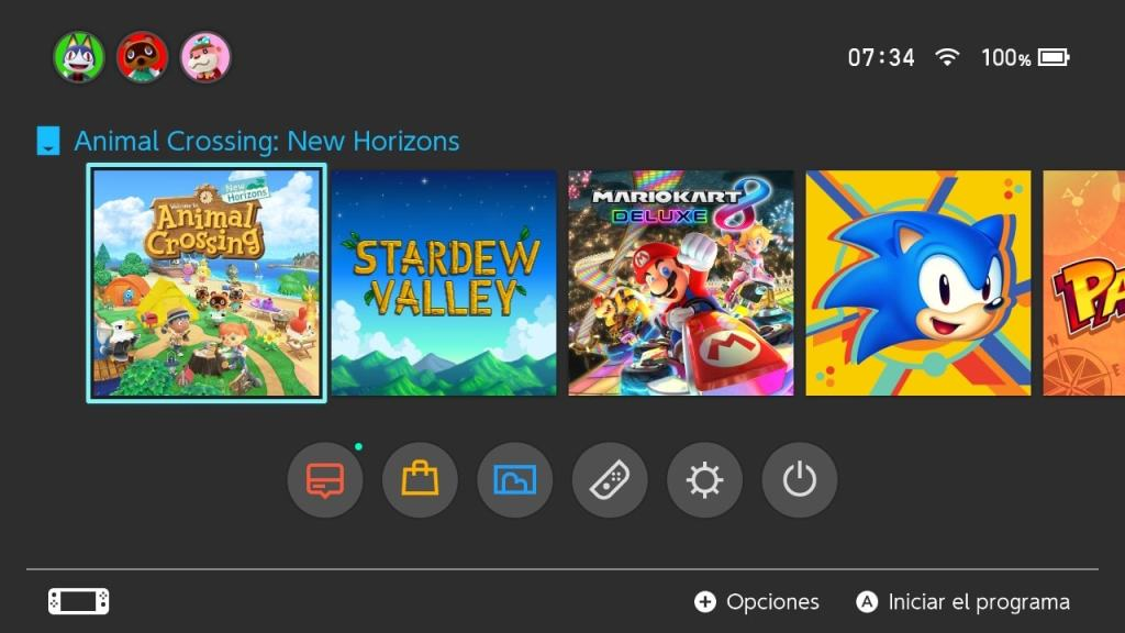 Animal Crossing: New Horizons Nintendo Switch