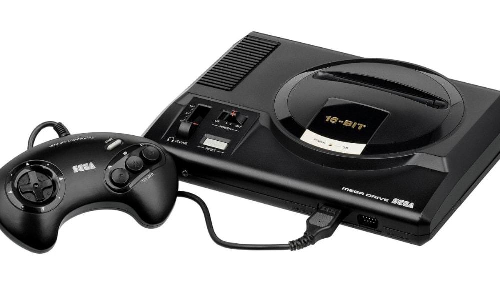 SEGA Genesis - Mega Drive