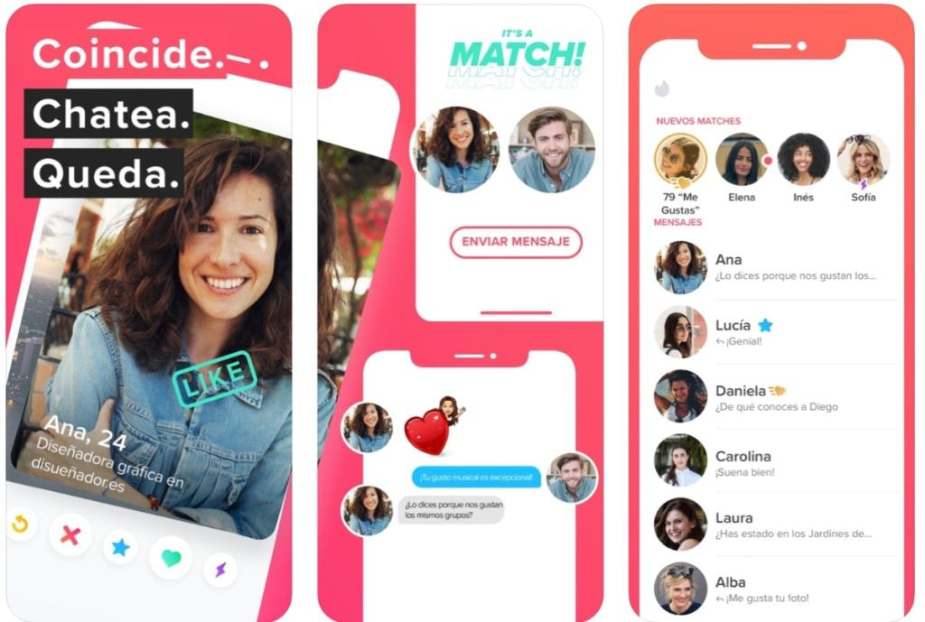 tinder app iphone