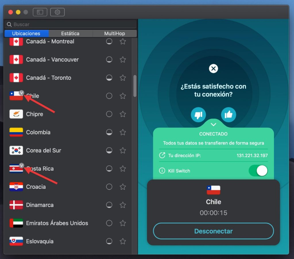 surfshark vpn ip virtual
