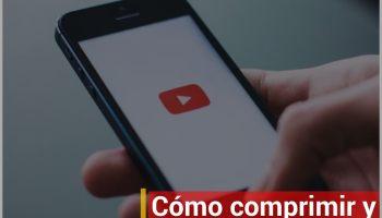 Cómo comprimir y reducir el tamaño de un vídeo