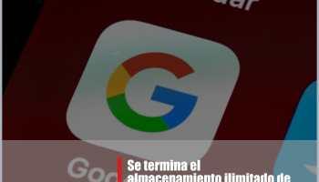 Se termina el almacenamiento ilimitado de Google Fotos: posibles soluciones y servicios alternativos