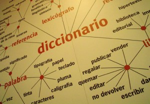 Diccionarios monolingües para traducir al español