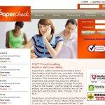 Papercheck: servicio para revisar artículos en inglés bueno, bonito y barato