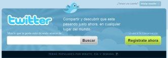 Twitter en español