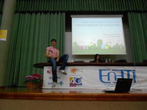 Mi presentación en el ENETI
