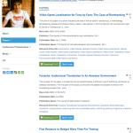 Mis artículos académicos sobre localización de videojuegos y otros en Academia.edu