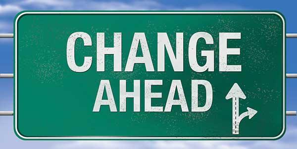 Cambios y traducción