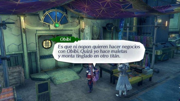 Es que ni nopon quieren hacer negocios con Obibi. Quizá yo hace maletas y monta tinglado en otro titán.