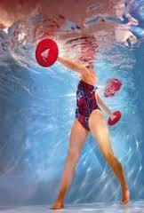exercice aquadisc