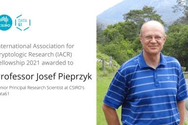Professor Josef Pieprzyk