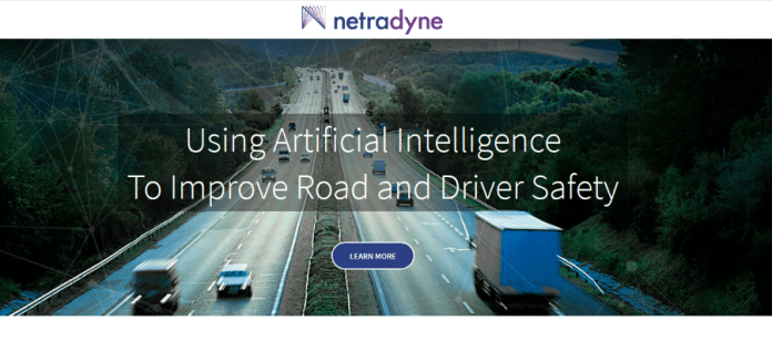 NetraDyne Releases AI Technology to Help Reduce Trucking Traffic Incidents