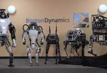 Boston Dynamics Trains its Robot Canine to Fight Off Humans