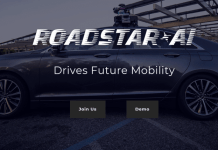 Roadstar.ai a Chinese-based Self-Driving Startup Secures $128million in Funding