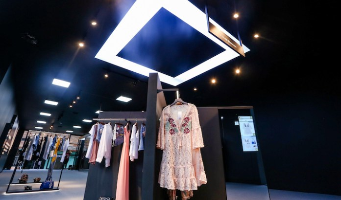 Guess and Alibaba Join Forces For New AI Retail Concept