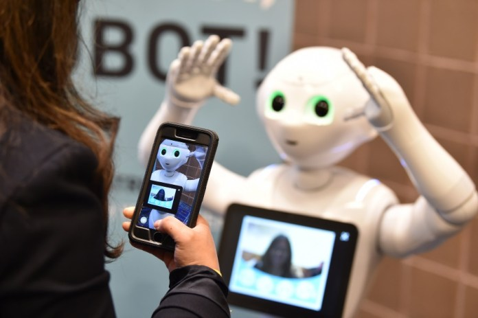 Pepper the Robot Questioned in UK Parliament