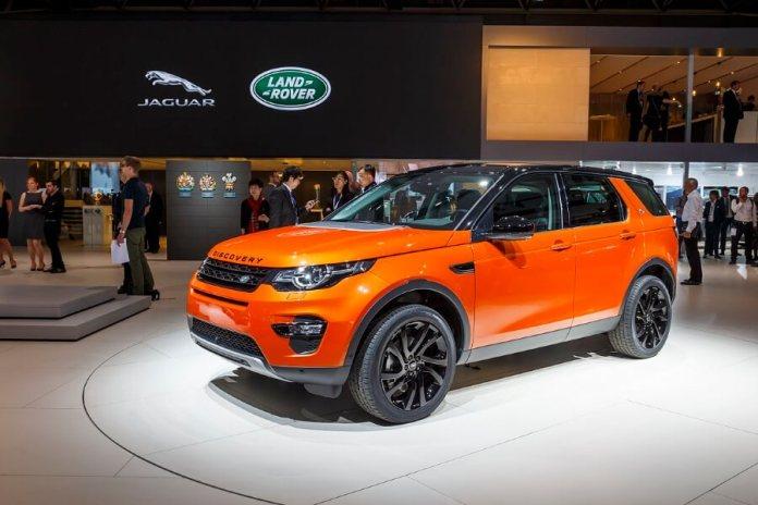 Jaguar Land Rover Driverless Car
