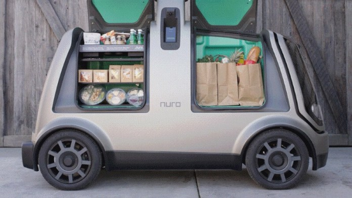 SoftBank Invests $940 Million in Driverless Startup Nuro