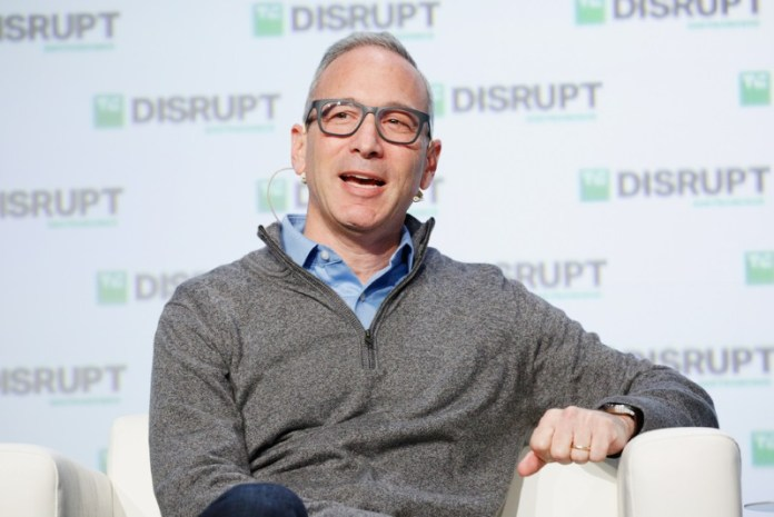Image Credit TechCrunch Daniel Schreiber, co-founder and CEO of Lemonade