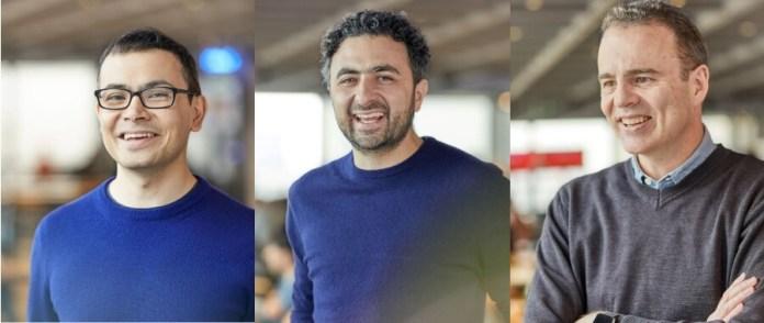 DeepMind Founders Demis Hassabis, Mustafa Suleyman & Shane Legg