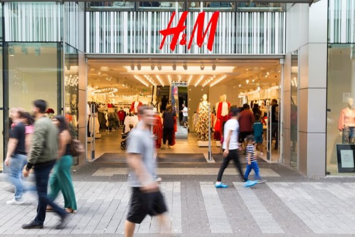 H & M fashion retailer is using neural networks to do everything from warehouse management to store layout.