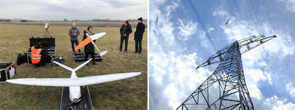 Elia, the Belgian energy provider is using drones and data science to ease this tricky process of inspections of infrastructure which can generate a large volume of data.