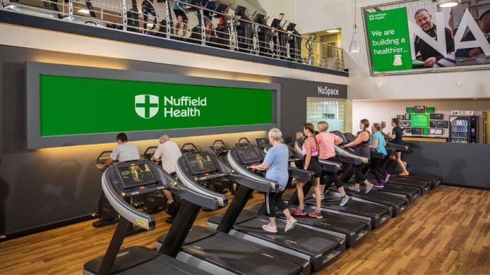 Nuffield Health segmented their clients for email marketing and conversion rate increased from 1% to 8%.