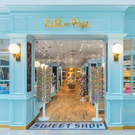 Lolli & Pops sweet store uses computer vision facial recognition tech to recognise valued customers