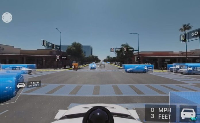 Waymo's computer vision system is one of the key technologies it uses to 'see' other cars and navigate traffic