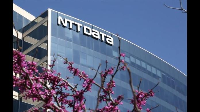 NTT Data partly owned by NTT the giant Japanese telecommunications conglomerate