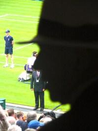 Roger en Wimbledon