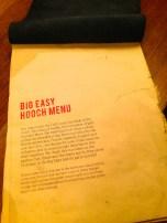 La Biblia Alcohólica de Big Easy