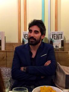 Encuentro con Manel Loureiro