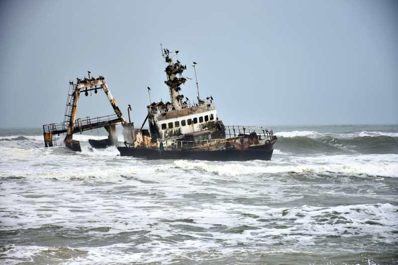 אוניה טרופה נמיביה