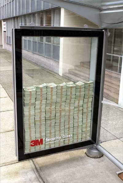 Iklan 3M Security Glass