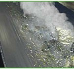 Rubber Conveyor Belt on Chemical