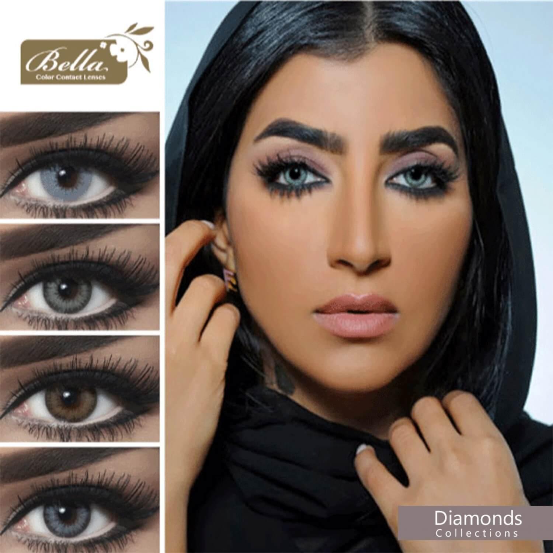 bella daimond cover