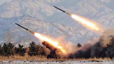 صواريخ - قصف