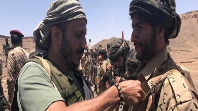 قوات طارق صالح التحالف العربي