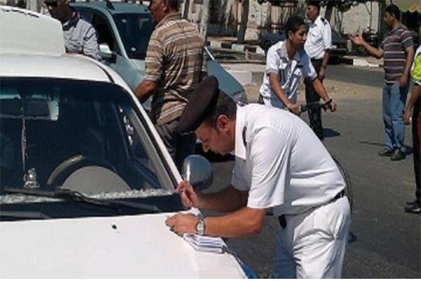 عقوبات مخالفات المرور