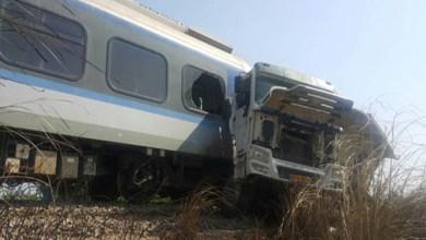 قطار في ايران